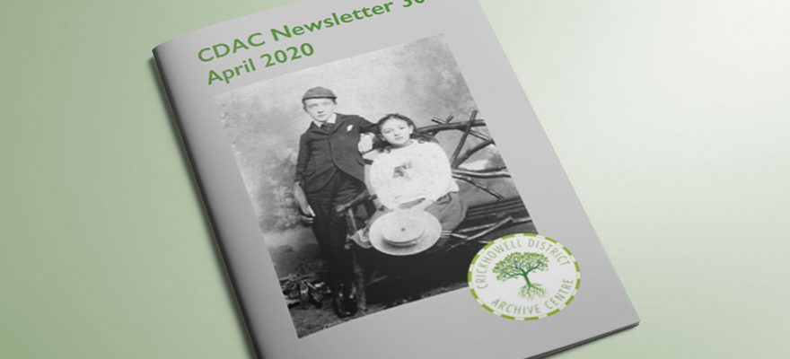 Latest issue of the newsletter out now!